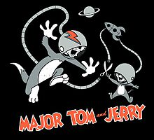Major Tom & Jerry by Goto75