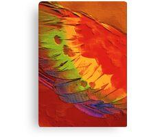 macau wing Canvas Print