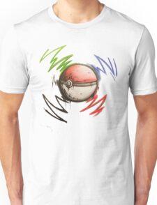 Pokeball! Unisex T-Shirt