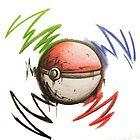 Pokeball! by StuffHobo