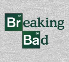 Breaking Bad Logo by grillhunter