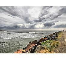 Coming Storm Photographic Print