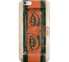 Spider Eyes Watching You iPhone Case/Skin