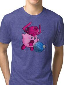 Inhaler of Worlds Tri-blend T-Shirt