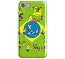 World Cup 2014 BRASIL iPhone Case/Skin