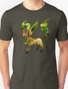 Leafeon Silhouette T-Shirt