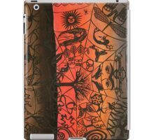 The Web of Life  is Vast and Full iPad Case/Skin