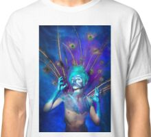 PSYCHE: Throat Chakra / Wise Man Archetype Classic T-Shirt