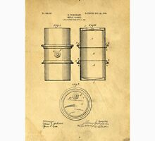 Original Patent for the first metal oil drum Classic T-Shirt