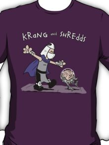 Krang and Shredds T-Shirt