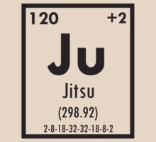 The element of Ju Jitsu (large) by UchimataMan