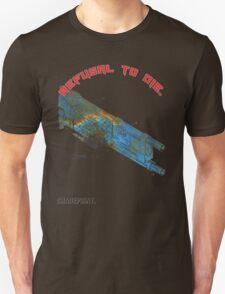 Refusal to Die! T-Shirt