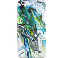 Eleven Percent  - Watercolor Painting iPhone Case/Skin