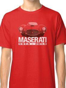Maserati Centenary A6GCS (1953) Classic T-Shirt