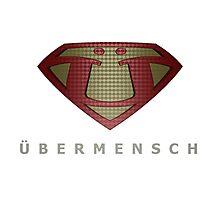 Ubermensch Photographic Print