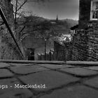 108 Steps - Macclesfield by David W Bailey