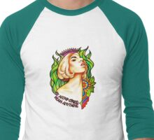 My Artpop Could Mean Anything Men's Baseball ¾ T-Shirt