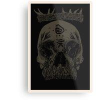 You know Carcosa? [Dark] Metal Print