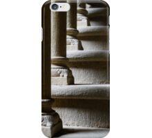 Passi, Castello dei Conti Guidi, Poppi, Toscana, Italia iPhone Case/Skin