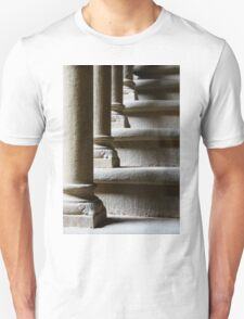 Passi, Castello dei Conti Guidi, Poppi, Toscana, Italia T-Shirt