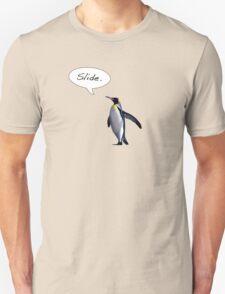 Slide. T-Shirt
