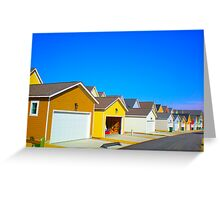 Colour Homes NC Greeting Card