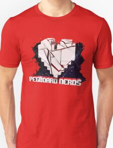 Cool heart.  Unisex T-Shirt