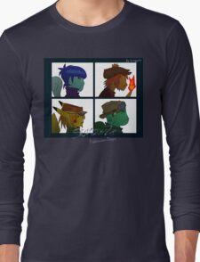 Starterz - Pokemon-Days Long Sleeve T-Shirt