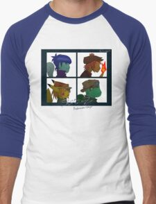 Starterz - Pokemon-Days Men's Baseball ¾ T-Shirt