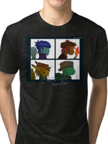 Starterz - Pokemon-Days Tri-blend T-Shirt