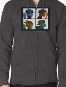 Starterz - Pokemon-Days Zipped Hoodie