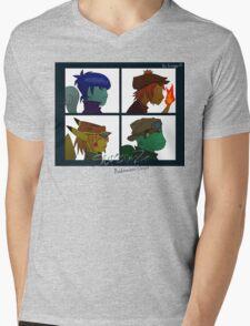 Starterz - Pokemon-Days Mens V-Neck T-Shirt