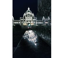 Parliament Paradox Photographic Print