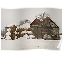 Frigid Winter Poster