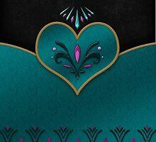 Coronation Elsa by magicalribbons