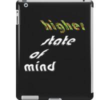 Higher State Of Mind (Weed Print) iPad Case/Skin