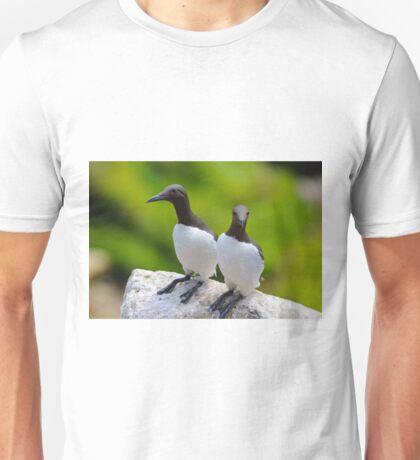 Guillemots, Saltee Island, County Wexford, Ireland Unisex T-Shirt