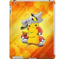 Pikachu - Cubone iPad Case/Skin