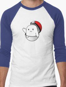 AdiPoseMon Men's Baseball ¾ T-Shirt