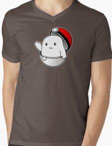 AdiPoseMon Mens V-Neck T-Shirt