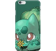 Flower for cutie~ iPhone Case/Skin