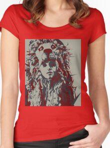 Solara HateBad Women's Fitted Scoop T-Shirt