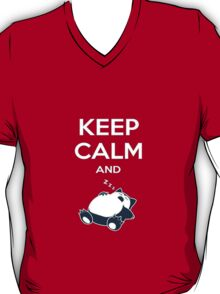 Keep Calm and Rest T-Shirt