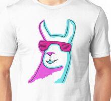Cool Llama Unisex T-Shirt