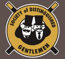 The Society of Distinguished Gentlemen Baby Tee