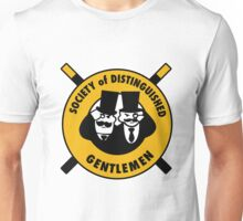 The Society of Distinguished Gentlemen Unisex T-Shirt