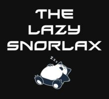 The Lazy Snorlax by TheLazy Snorlax
