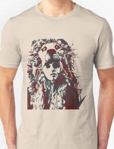 negative space war Unisex T-Shirt