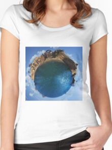 Halo 3  Women's Fitted Scoop T-Shirt