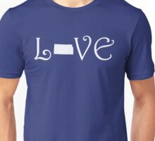 KANSAS LOVE Unisex T-Shirt